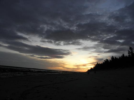 昌江的黎明